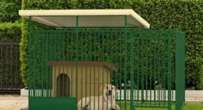 Come rendere confortevole la vita all'aperto del cane