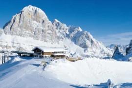 Cosa fare sulle Dolomiti in inverno per chi non sa sciare