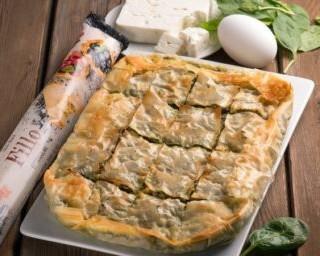 Torta Spanakopita: cosa è e come prepararla senza lattosio