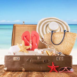Capi e accessori di abbigliamento, quali portarsi in vacanza?