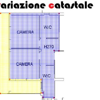 Planimetrie catastali e variazioni catastali Roma