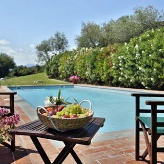 Casa vacanza con piscina ad uso esclusivo Toscana